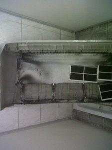Pulizia climatizzatori
